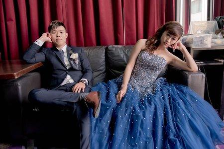 [婚攝] 柏豪 & 薇芳│高雄@東方│結婚@婚禮紀錄