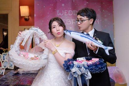 [婚攝] 如珊&育成│屏東@大將│午宴@婚禮紀錄