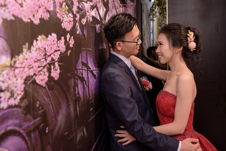 [婚攝] 雅林&梓桓│嘉義@滿福樓│歸寧@婚禮紀錄