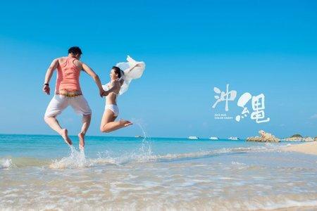 OKINAWA-沖繩海外婚紗