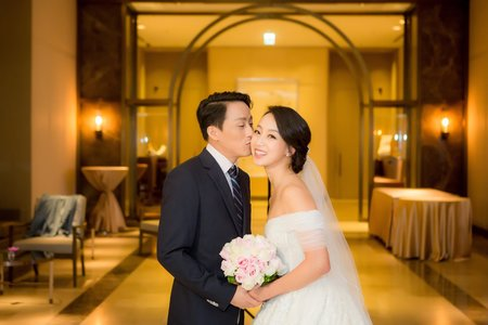 20170218 - 台北萬豪酒店(婚禮紀錄)