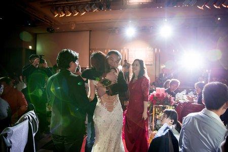 20161216 - 台北萬豪酒店(婚禮紀錄)