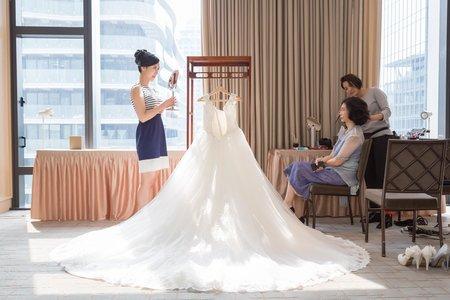 20170408 - 台北萬豪酒店(婚禮紀錄)