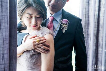 婚禮紀錄_Daniel&Claire_与玥樓_文定之喜