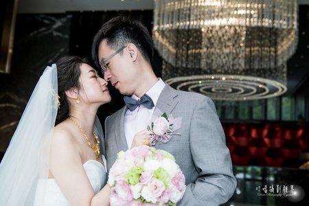 婚禮紀錄_Daniel vs Claire_結婚之囍@台中担仔麵