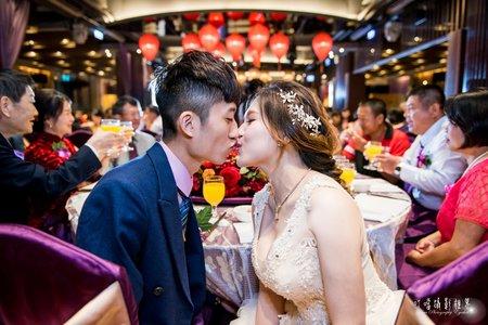 婚禮紀錄_瀚VS 如- WEDDING PARTY@陶醴春風