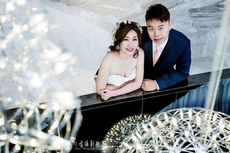 婚禮紀錄_益vs瑋_文定之囍@彰化員林_皇潮鼎宴