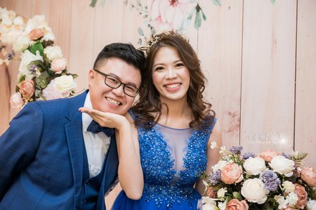 婚禮紀錄_Weizong vs Nicole_訂結之囍@彰化二林_尚將美食會館