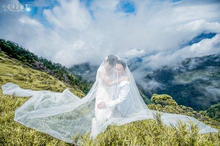 婚紗Pre-Wedding_珽vs小蓁_高山婚紗照