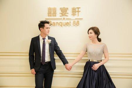 登裕&沛潔 | 婚禮記錄 | 桃園喜宴軒 | 桃園婚攝