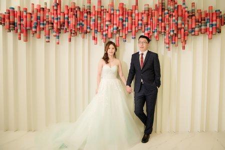 政勳&賢如 | 婚禮記錄 | 台北凱達大飯店 | 台北婚攝