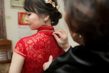 軒榜&姵騏 | 婚禮記錄 | 新莊自宅 | 新莊婚攝
