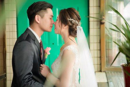 銘權&思涵 | 婚禮記錄 | 新莊富基 | 新莊婚攝