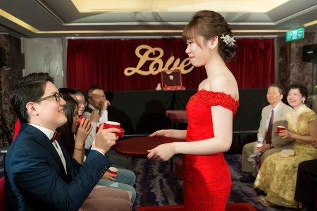 俊豪&瑩兒 | 婚禮記錄 | 台北喜來登 | 台北婚攝