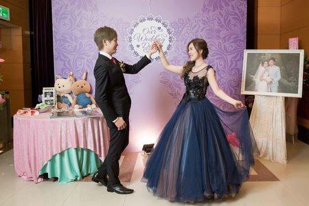 信雄&柔榛 | 婚禮記錄 | 三重珍豪大飯店 | 三重婚攝推薦