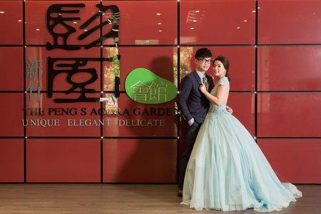 金宏&麗雪 | 婚禮記錄 | 新竹彭園會館 | 彭園婚攝推薦