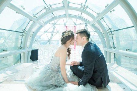 楚豐&芷瑩 | 婚禮記錄 | 大直典華 | 典華婚攝推薦