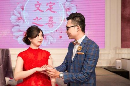 宥辰&玉薇 | 婚禮記錄 | 新莊典華 | 典華婚攝推薦