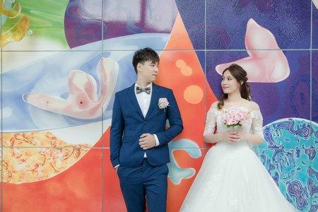 旭東&庭安 | 板橋彭園 | 婚禮記錄 | 板橋婚攝推薦 |