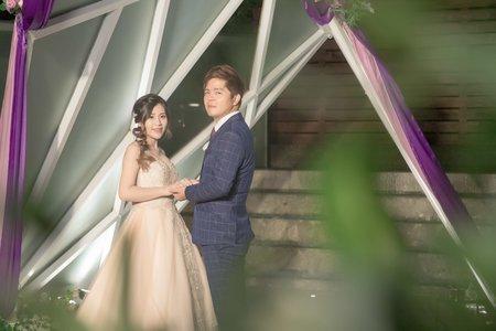 世民&旻玲 | 民生晶宴 | 點劇場 | 婚禮記錄 |