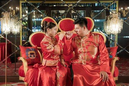 誠亨&劉琴 | 台北小巨蛋 | 喜宴軒 | 婚禮記錄 |