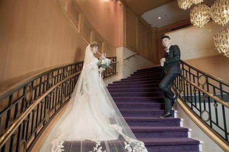 東霖&昕晏 | 台北國賓大飯店 | 四香廳 | 婚禮記錄 | 國賓婚攝 |