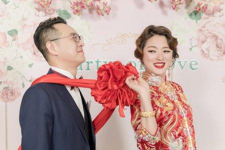 祖佑&韋廷 | 中壢綠光花園 | 婚禮記錄 | 綠光花園婚攝推薦