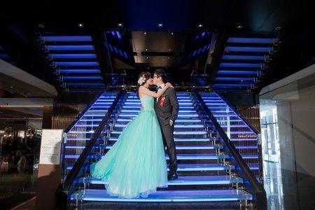 柏元&雅玲 | 婚禮記錄 | 新竹喜來登 | 新竹婚攝