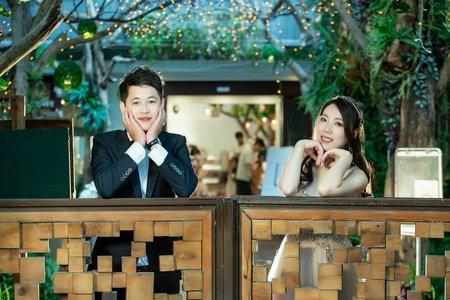 韋宏&美秀 | 婚禮記錄 | 台北花卉村 | 花卉頂婚攝推薦 | 森林會館