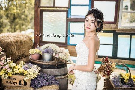 賴紅茶自助婚拍作品