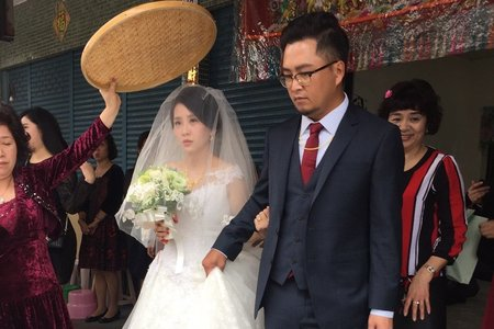 花蓮福容飯店 - 文定 +迎娶+ 午宴