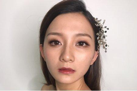 新秘整體造型-單妝服務