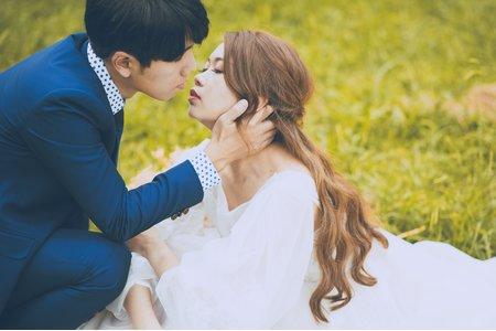 韓系婚紗照