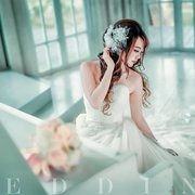 元琪 新娘妝髮整體造型!