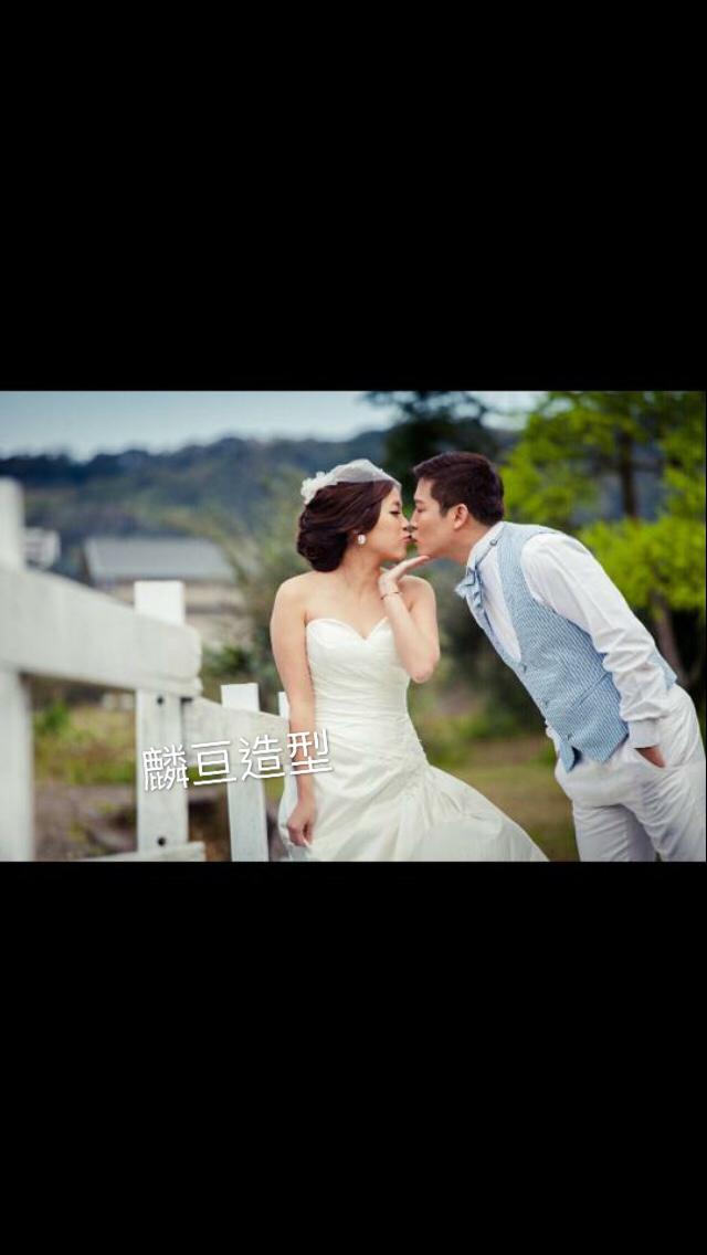 IMG_6591 - 麟亘 整體造型/中壢單眼皮新秘/自助婚紗《結婚吧》