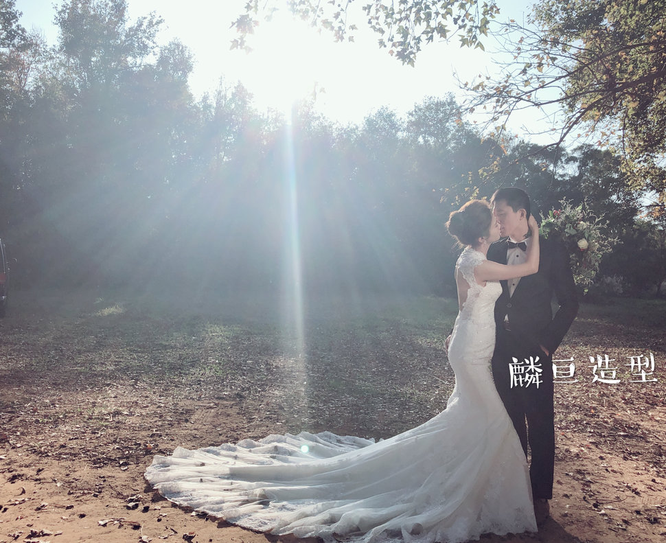 2FB44AC2-64A4-498C-9C82-B3523F0B0C1A - 麟亘 整體造型/中壢單眼皮新秘/自助婚紗《結婚吧》