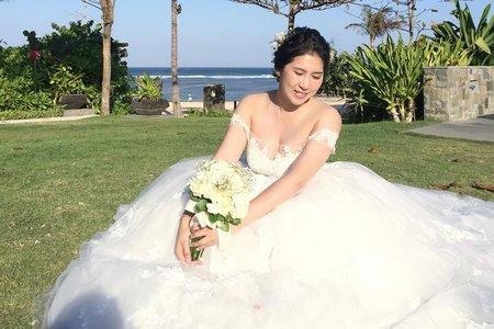 海外婚禮-妘恩