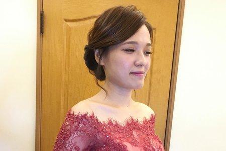 文定單妝髮-昀琳