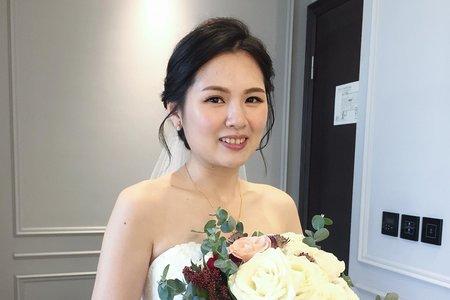 結婚-巧雯