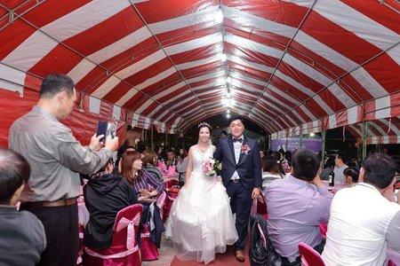 宏隆媺婷婚禮