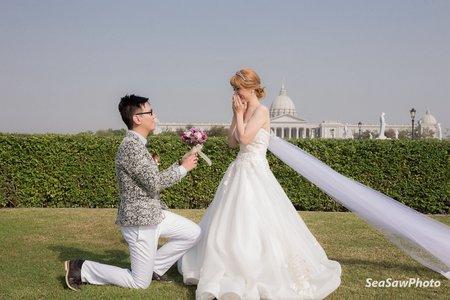 【勝陽育琪結婚】搶先精華版