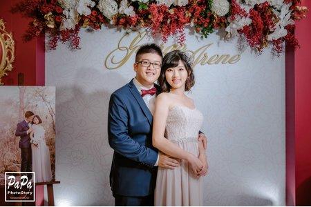 台北國賓大飯店/PAPA-PHOTO 婚禮影像/George Irene