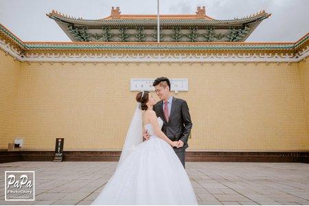 故宮晶華/PAPA-PHOTO 婚禮影像/Mark + Kiku