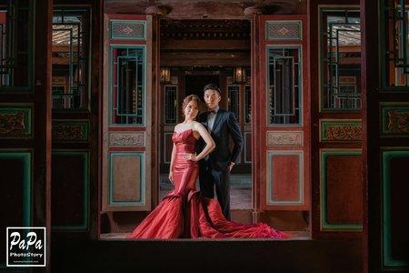 世貿33聯誼社  EASON+CLARE | PAPA-PHOTO 婚禮影像團隊