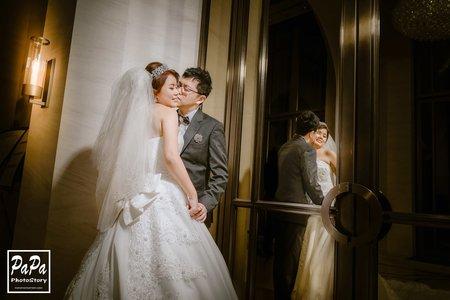 台北萬豪酒店 Johnnny+Betty | PAPA-PHOTO 婚禮影像團隊