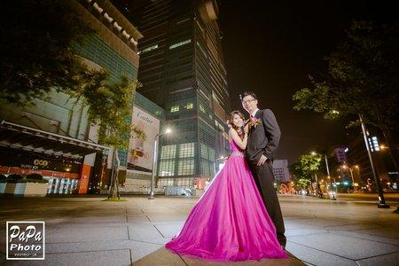 T&W 婚攝頂鮮101婚攝趴趴/頂鮮婚攝台北101/PAPA-PHOTO桃園婚攝團隊