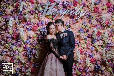 WEI+SHAN 婚攝新莊翰品酒店婚攝趴趴/新莊翰品婚攝/PAPA-PHOTO桃園婚攝團隊
