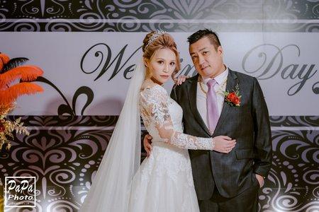 大直典華+萬豪酒店 小禹+小凡 PAPA-PHOTO 婚禮影像團隊