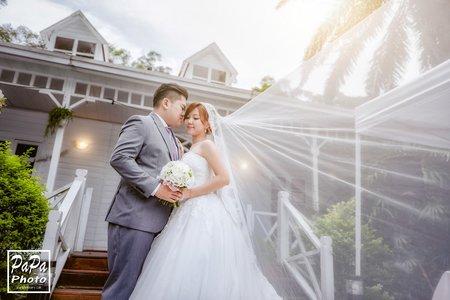 Sean+Wendy 婚攝青青食尚婚攝趴趴/青青婚攝/青青食尚花園會館/PAPA-PHOTO桃園婚攝團隊