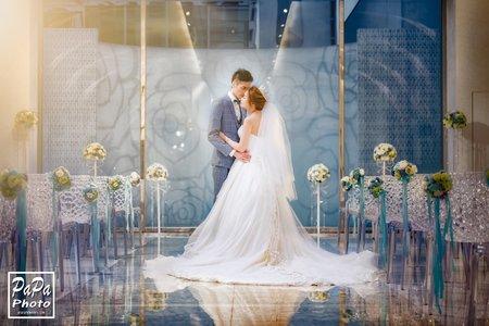新莊典華 Evan+Vicky PAPA-PHOTO婚禮影像團隊